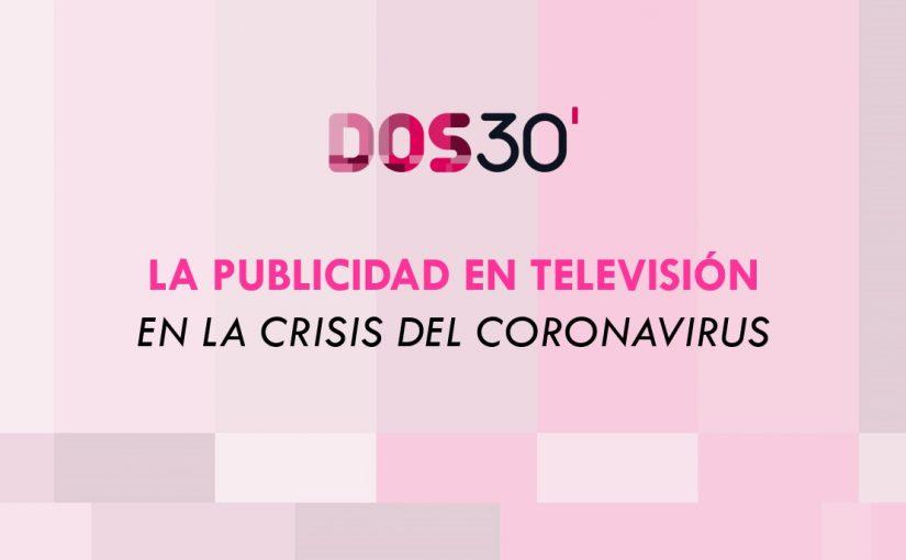 LA PUBLICIDAD Y EL CORONAVIRUS