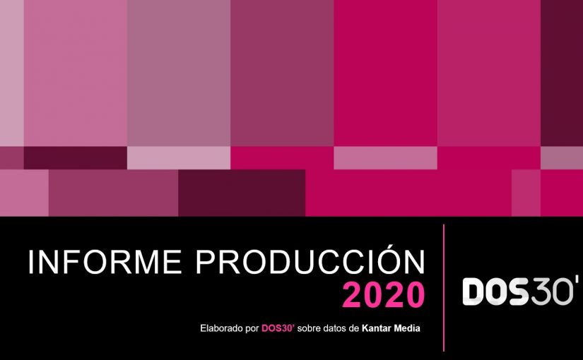 INFORME PRODUCCIÓN 2020