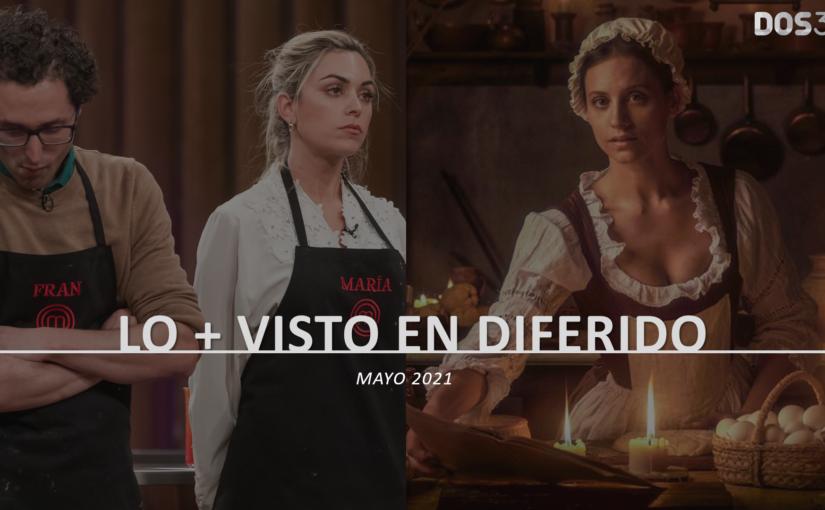 LO + VISTO EN DIFERIDO – MAYO 2021